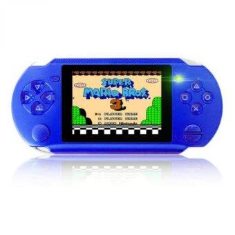 Air swimmer 8-bit coolbaby เกมส์คอนโซลพกพา (blue)
