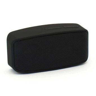 รีวิวสินค้า Bluetooth Speaker Mini Bluetooth Speaker ลำโพงบลูทูธ (Black) สินค้ายอดนิยม