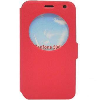 ASUS เคส Zenfone Laser 6.0 sleep mode (ZE601KL) (สีแดง)