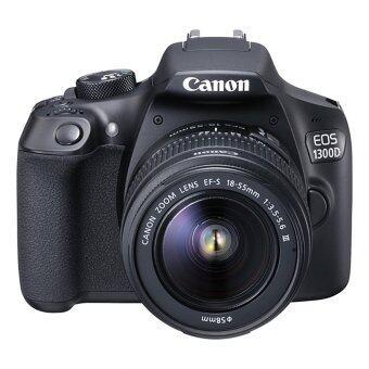 นำเสนอ Canon EOS 1300D(Kiss X80 / Rebel T6) 18-55 IS II Kit ประกันร้าน EC-MALL รีวิว