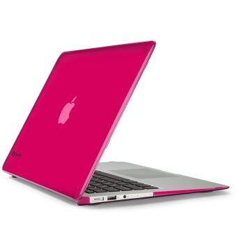 Speck เคส MacBook Air 13'' SeeThru core 2 case 2013 (Raspberry/Pink)