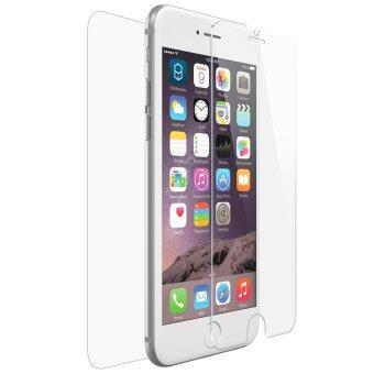 Awei ฟิล์มกระจก Tempered Glass Screen Protector For iPhone 6 Plus + ฟิล์มธรรมดาด้านหลังแบบใส