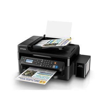 Epson All-in-One Printer + Ink Tank รุ่น L565 (Black) พร้อมหมึกแท้ 4 สี