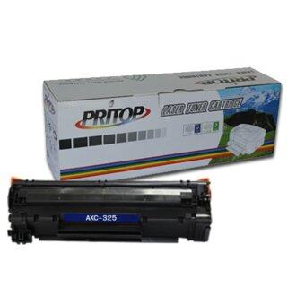 Canon Laser Shot MF3010, LBP6000 ใช้ตลับหมึกเลเซอร์เทียบเท่ารุ่น Canon 325 (BK) Black Pritop