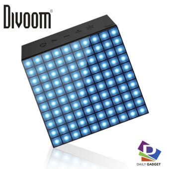 Divoom ลำโพงบลูธูทแบบพกพา รุ่น AURABOX (BLACK)