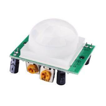 HC-SR501 เซนเซอร์ตรวจจับความเคลื่อนไหว สำหรับ Raspberry pi และ Arduino 1 ชิ้น