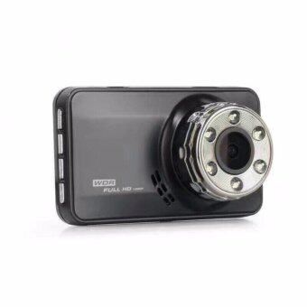 กล้องติดรถยนต์ WDR จอ 3 นิ้ว อินฟาเรท 6 ดวงรุ่น T638