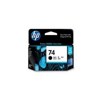 HP หมึก HP CB335WA (74) Black
