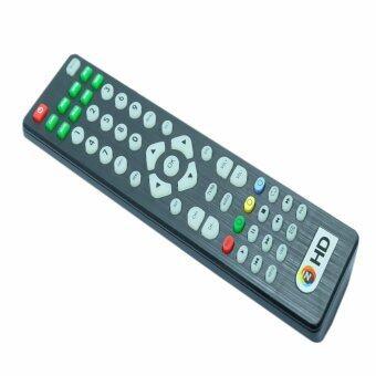 REMOTE GMM Z HD (ใช้กับกล่องดาวเทียม GMMZ HD LITE,GMM Z SLIM)