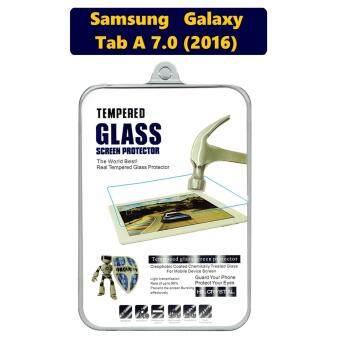 HD Crystal ฟิล์มกระจกนิรภัย Tablet เกรดพรีเมี่ยมแบบใส สำหรับ Samsung Galaxy Tab A 7.0 (2016)