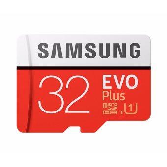 แนะนำ Samsung EVO Plus microSD Card ความจุ 32GB check ราคา