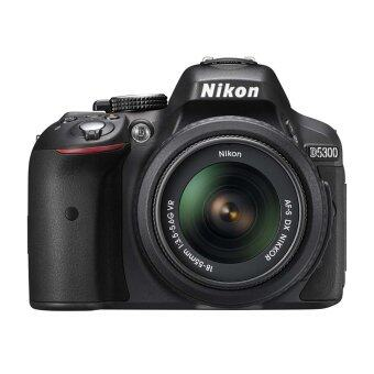เปรียบเทียบราคา NIKON D5300 BK W/18-55 VR KIT รีวิวสินค้า