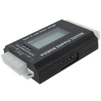 คอมพิวเตอร์แอลซีดีพีซีดิจิตอล 20/24 pin 4 ม, อ.ATX BTX ITX SATA พาวเวอร์ซัพพลายฮาร์ดดิสก์ไดรฟ์อุปกรณ์ทดสอบ - intl