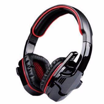 Marvo Headphone Gaming Scorpion หูฟัง เกมมิ่ง รุ่น H8316 (สีแดง) Red