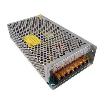 Mastersat กล่องรวมไฟ (แบบรังผึ้ง) 9 Ch. 12V 20A 240W สำหรับกล้องวงจรปิด ไม่ใช้ อแดปเตอร์ Switching Power Supply