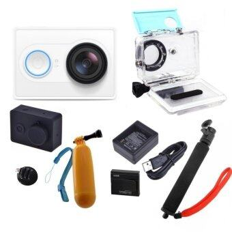Xiaomi Yi Action Camera Full set (White)