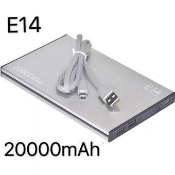 Eloop Power Bank พาวเวอร์แบงค์ แบตสำรอง 20000mAh E14
