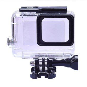 Harga Waterproof Case For GoPro Hero 5 Go Pro Hero5 Camera Protective Diving Swimming Underwater Protective Housing Shell - intl