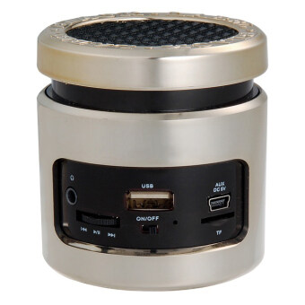 HTD ลำโพง MP3 รุ่น QC88 (Gold)