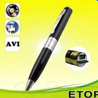 HT-SHOP กล้องปากกา กล้องสายลับ Pen Camera รุ่น BPR 6 (Black)