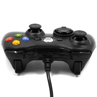 NUBWO BladeX จอยเกมส์ USB รุ่น NJ-34 (สีดำ) (image 2)