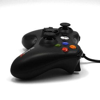 NUBWO BladeX จอยเกมส์ USB รุ่น NJ-34 (สีดำ) (image 3)