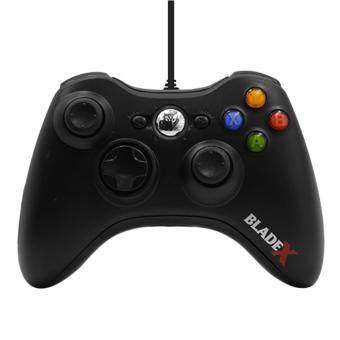 NUBWO BladeX จอยเกมส์ USB รุ่น NJ-34 (สีดำ) (image 0)