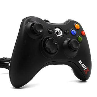 NUBWO BladeX จอยเกมส์ USB รุ่น NJ-34 (สีดำ) (image 1)