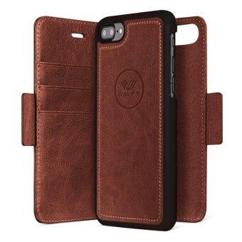 SAVFY กระเป๋า เคสโทรศัพท์ iphone 7 Plus 5.5 ถอดแยกได้