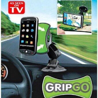 สินค้ายอดนิยม GripGo ที่ยึดโทรศัพท์มือถือในรถยนต์ - สีดำ จำนวน 1 ชิ้น รีวิวสินค้า