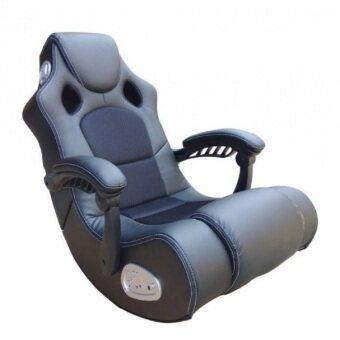 Mastersat เก้าอี้ลำโพง 2.1 Ch. Music Rocker เล่นเกมส์ ฟังเพลง นั่งสบาย ไม่ปวดหลัง มีพนักพิงแขน มี Subwoofer ด้านหลัง