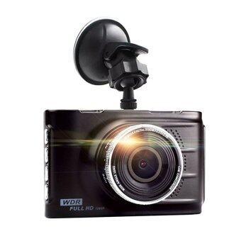 ATM กล้องติดรถยนต์ Full HD 1080P DVR รุ่น Q7 มี HDMI - สีดำ