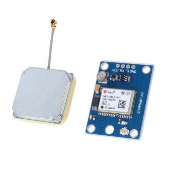 โอ้ GY-NEO6MV2 GY-GPS6MV2 NEO-โมดูล 6M จีพีเอสด้วยเครื่องควบคุม APM2.5