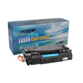 Axis/ Canon 308 (BK) Black ใช้กับปริ๊นเตอร์รุ่น Canon LBP3300/LBP3360 Pritop