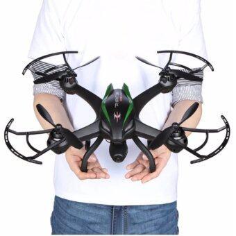 โดรน ติดกล้อง drone cx35 cheerson 720p สีเขียว มีจอพร้อมเสาส่งสัญญานภาพ ไม่ต้องใช้มือถือร่วม (Green)