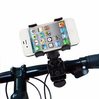 จับยึดโทรศัพท์ไว้กับแฮนด์จักรยาน ทำให้คุณสามารถที่จะมองเห็นหรือได้ยินเสียงโทรศัพท์สาย