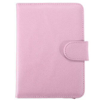 Harga PU Leather Cover for Kindle Paperwhite (Pink)