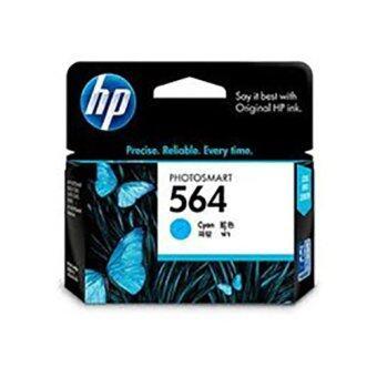 HP 564C ตลับหมึก HP สีฟ้า