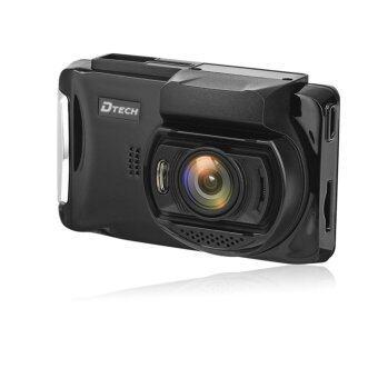 DTECH กล้องติดรถยนต์ Full HD TCM050