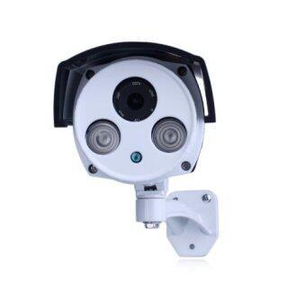 กล้องวงจรปิด 1200 TVL รุ่น GCC11+2 (White)