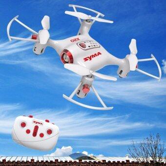 โดรนบังคับ โดรนติดกล้อง ขนาดจิ่ว X20 Pocket Drone 2.4Ghz Remote Control Mini RC Quadcopter with Altitude Hold and One Key Take-off / Landing