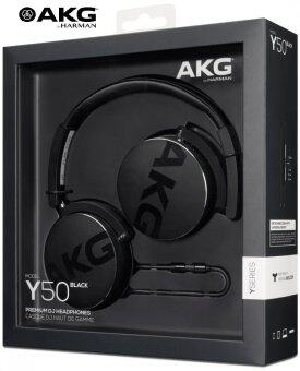 AKG HeadPhones Portable On-Ear