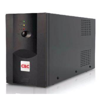 CBC เครื่องสำรองไฟ ขนาด 1000VA 480W รุ่น AR-Eco