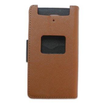 Harga ACT เคส Act Cloud For Oppo N1 Mini สีน้ำตาล (Brown)