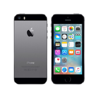 REFURBISHED Apple iPhone5S 32 GB (Grey) Free นาฬิกาข้อมือ