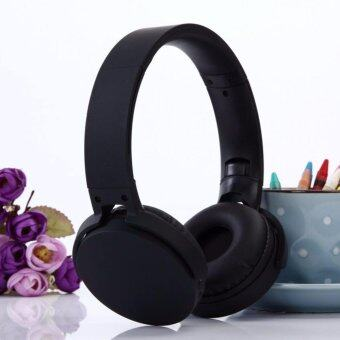 Lilry shop หูฟังบลูทูธ XB650AP 3.5mm mart HIFI Wireless Bluetooth Headphone On-Ear Headset for Smartphones