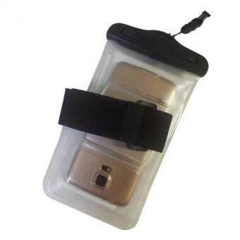 ซองกันน้ำพร้อมปลอกแขน สำหรับมือถือ/สมาร์ทโฟน