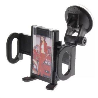 Phone Holder ที่วางโทรศัพท์ ในรถ (Black)