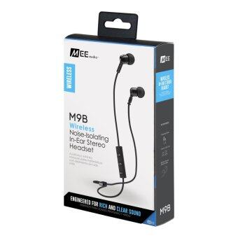 Meelectronics (Mee Audio) M9B Bluetooth Inear บลูทูธ ไร้สาย เบสหนักแน่น ใส่สบาย ประกันศูนย์ไทย (Black)