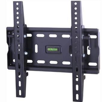 ขาแขวนทีวี ติดผนัง LCD-807 17-37 นิ้ว ปรับก้มเงยได้ 15 องศา พร้อมอุปกรณ์ติดตั้ง